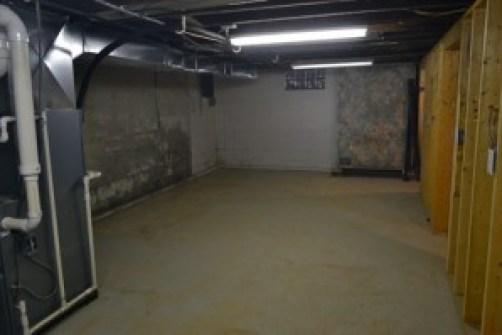 basement east end swept