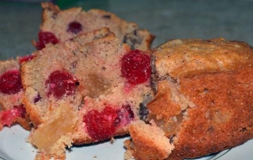 not your grandmas fruitcake
