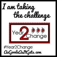 Year 2 Change badge