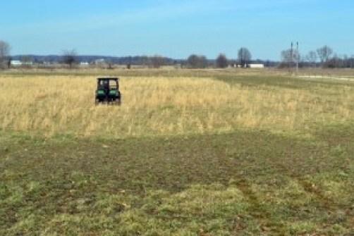 planting 20 foot rows