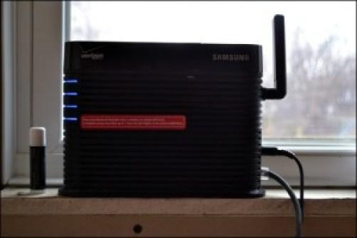 Verizon Wireless Network Extender