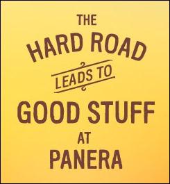 Panera hard road