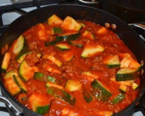 add zucchini