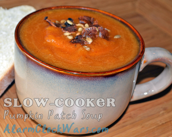 slow-cooker pumpkin patch soup