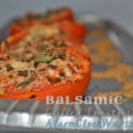 Balsamic Grilled Tomatoes