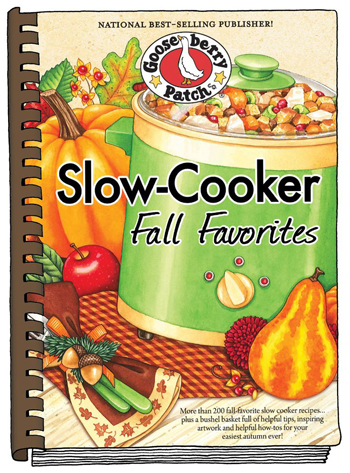 Slow-Cooker Fall Favorites cookbook by Gooseberry Patch