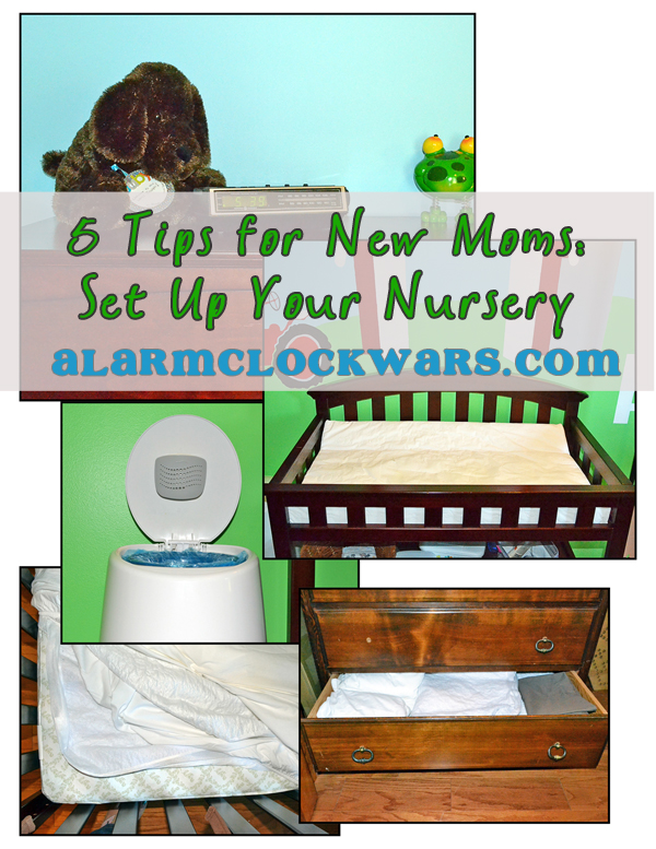 5 tips to set up your nursery