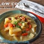 Snow Day Potato Soup