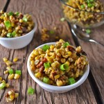 Sweet Corn and Bacon Salad