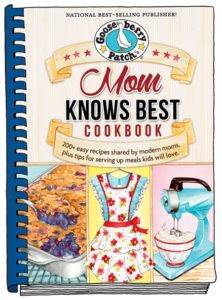mom knows best cookbook on amazon