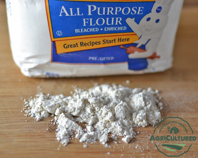 All Purpose Flour on AgriCultured. Flour comes in many different varieties. Take a closer look at some of the more common types of flour, and how they are different.