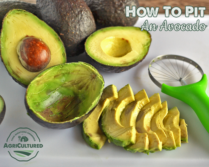 Use an avocado slicer to scoop the fruit out of the skin and get uniform, ready-to-eat slices.