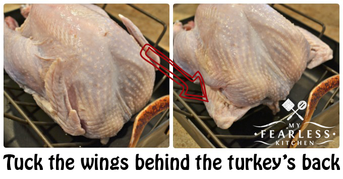 3 Steps to the Perfect Turkey from My Fearless Kitchen. Cooking a turkey seems like a big job. But don't be afraid! You can cook the perfect turkey in under two hours, by following these 3 simple steps.