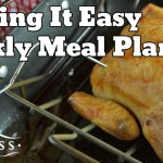 Easy Weekly Meal Plan #3