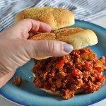 Freezer-Friendly Slow Cooker Sloppy Joes