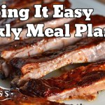 Easy Weekly Meal Plan #5