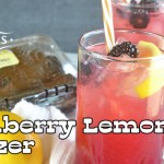 Blackberry Lemonade Spritzer