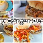 7 Easy Burger Recipes