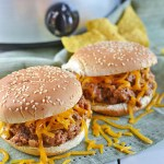 Slow Cooker Tex-Mex Sloppy Joes