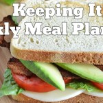 Easy Weekly Meal Plan #38