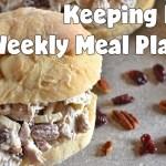 Easy Weekly Meal Plan #47