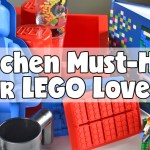9 Kitchen Must-Haves for LEGO Lovers