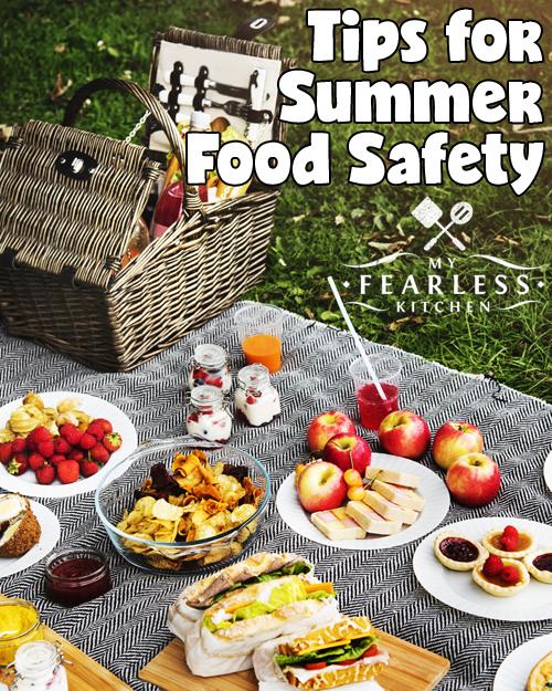 Phenomenal Tips For Summer Food Safety My Fearless Kitchen Download Free Architecture Designs Scobabritishbridgeorg