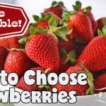 How to Choose Strawberries