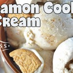 Cinnamon Cookie Ice Cream