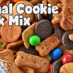 Animal Cookie Snack Mix