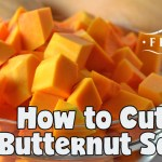 How to Cut Up a Butternut Squash
