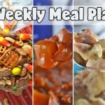 Easy Weekly Meal Plan #77