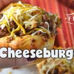 Taco Cheeseburger Cups