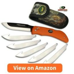 Outdoor Edge RB-20 Razor Blaze Skinning Knife