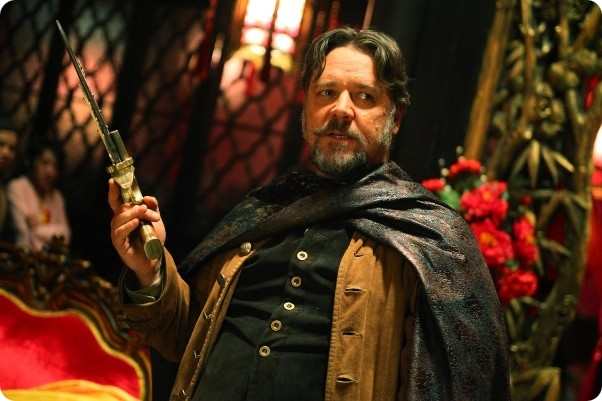 Image result for The Man With the Iron Fists 2012