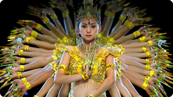 Review of the documentary Samsara