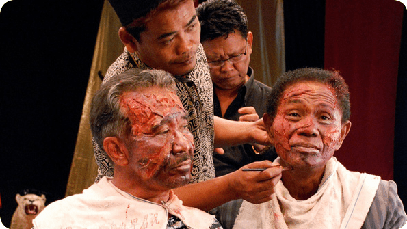 Review of the documentary The Act of Killing