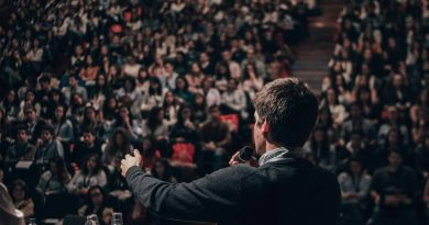 Improve Public Speaking Skills