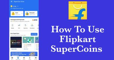How to Use Flipkart Super Coins