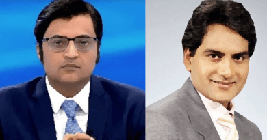 Highest Paid News Anchor of India
