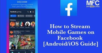 Stream Mobile Games on Facebook