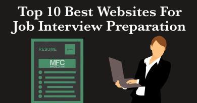 Interview Preparation sites