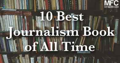 Best Journalism Books
