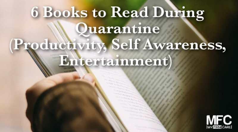 Books to Read During Quarantine
