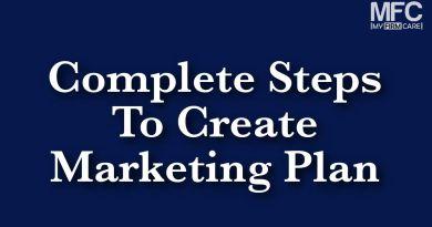 Create Marketing Plan