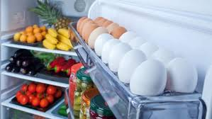 Should eggs be stored in the fridge or not ?