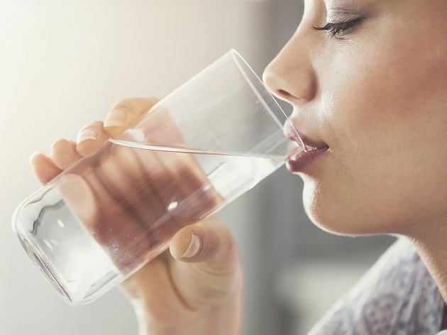 Treatment of multiple diseases with water - drink water - images - 2