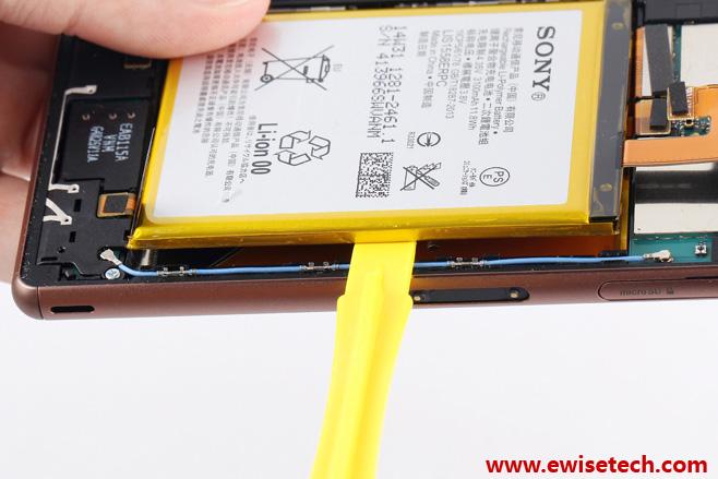 Sony Xperia Z3 Disassembly Myfixguide Com