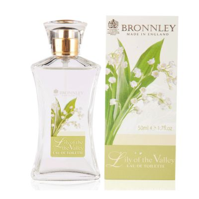 """Тоалетна вода за жени """"Lily of the Valley"""" (EDT) - 50 мл."""