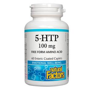 5-Хидрокситриптофан (5-HTP) 100 мг х 60 каплети